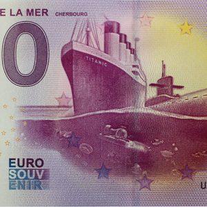 BILLET 0 € 2017