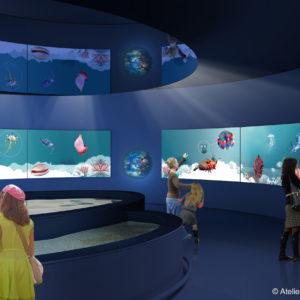 Séquence Promesses de l'océan ©Atelier Pascal Payeur
