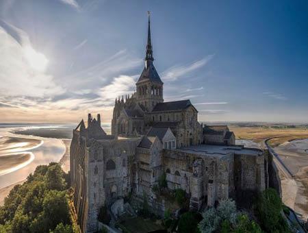Abbaye du Mt St Michel