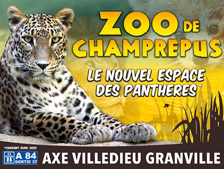 Zoo de Champrepus