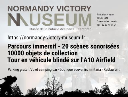 normandy victory museum musée de la bataille des haies à carentan