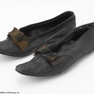 LaCitédelaMer_Expo Titanic 2020_chaussures